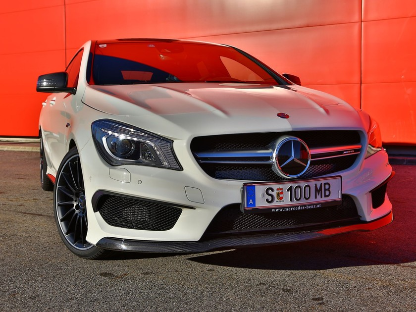 Mercedes cla 45 amg 4matic shooting brake testbericht 026