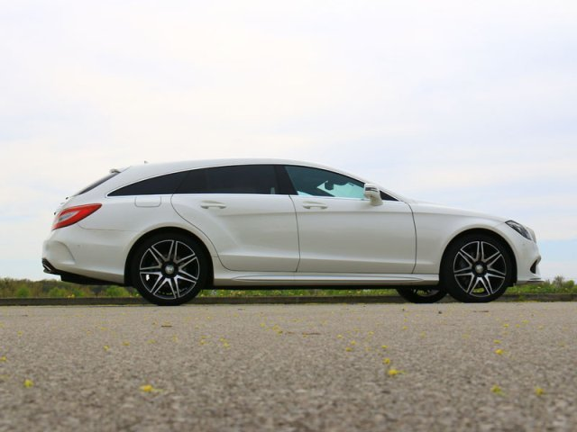 Mercedes CLS 400 Shooting Brake