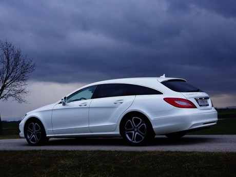 mercedes cls shooting brake testbericht auto. Black Bedroom Furniture Sets. Home Design Ideas