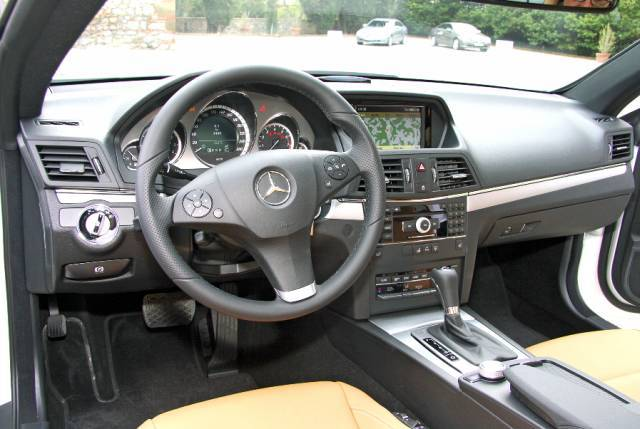 mercedes e 250 cgi blueefficiency coupe testbericht auto. Black Bedroom Furniture Sets. Home Design Ideas