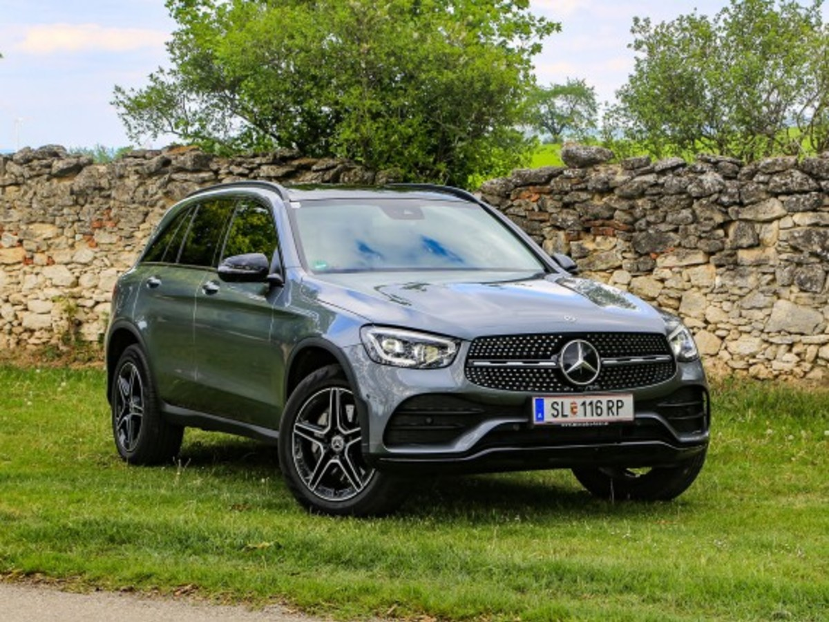 Mercedes Glc Photos