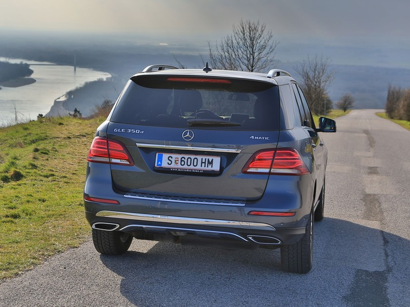 mercedes gle 350 d testbericht auto. Black Bedroom Furniture Sets. Home Design Ideas