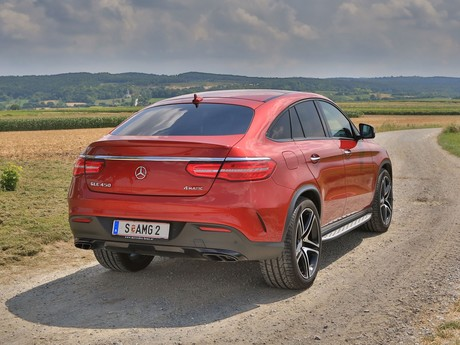 Mercedes gle 450 amg 4matic coupe testbericht 002