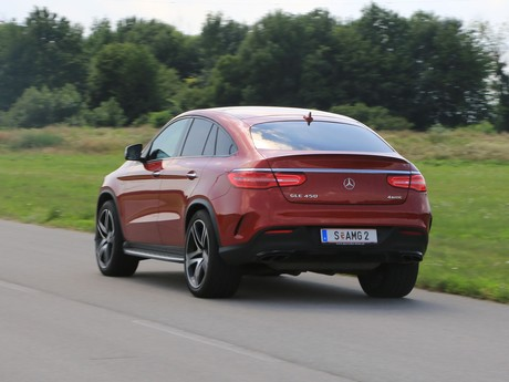 Mercedes gle 450 amg 4matic coupe testbericht 011