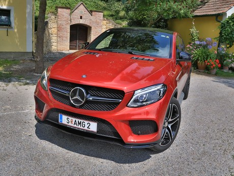 Mercedes gle 450 amg 4matic coupe testbericht 014