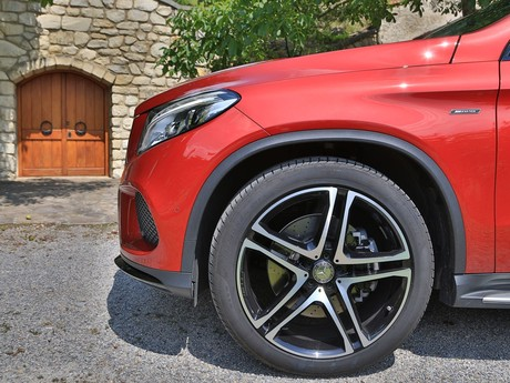 Mercedes gle 450 amg 4matic coupe testbericht 021
