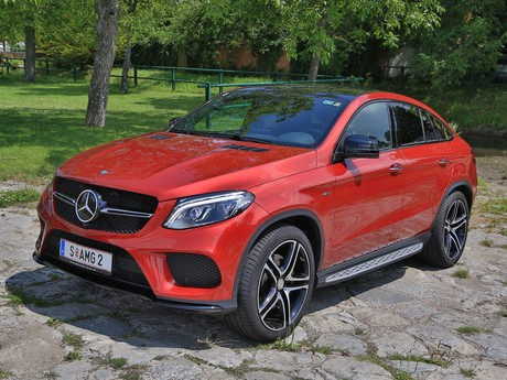 Mercedes gle 450 amg 4matic coupe testbericht 022