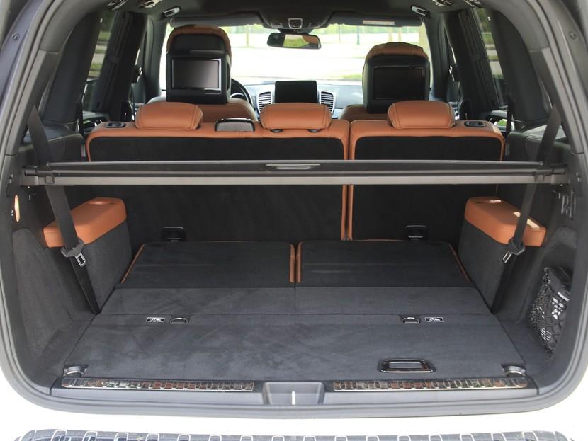mercedes gls 500 4matic testbericht auto. Black Bedroom Furniture Sets. Home Design Ideas