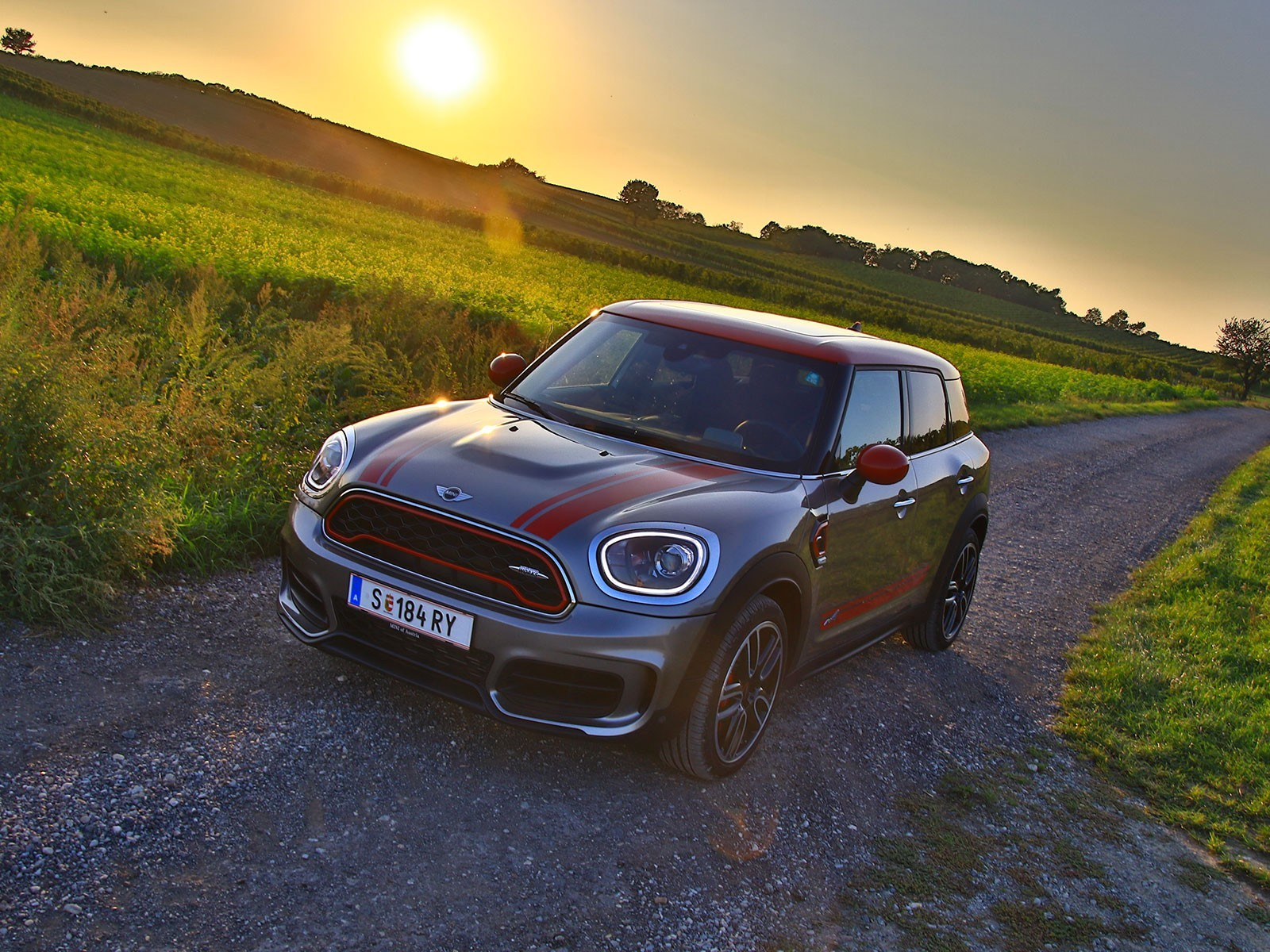Mini jcw all4 countryman kurztest 008