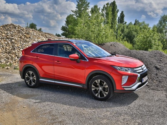 Mitsubishi Eclipse Cross 1,5 TC 4WD Diamond – Testbericht