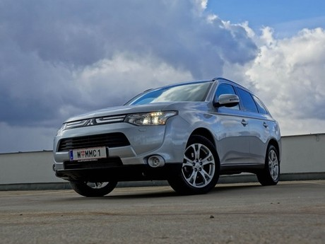 Mitsubishi outlander 2 2 di d 4wd instyle testbericht 008