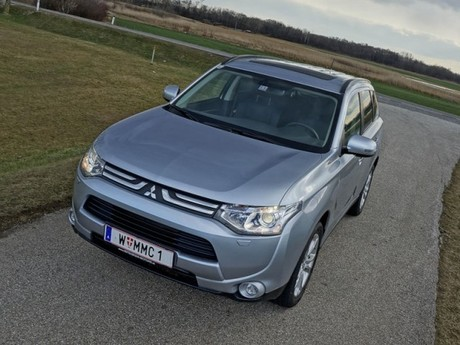 Mitsubishi outlander 2 2 di d 4wd instyle testbericht 038