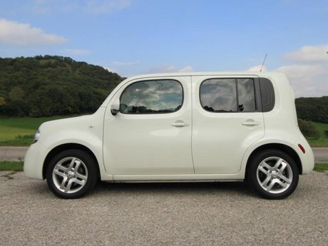 nissan cube testbericht auto. Black Bedroom Furniture Sets. Home Design Ideas