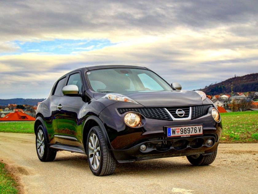 nissan juke 1 6 dig t all mode 4x4 shiro testbericht auto. Black Bedroom Furniture Sets. Home Design Ideas