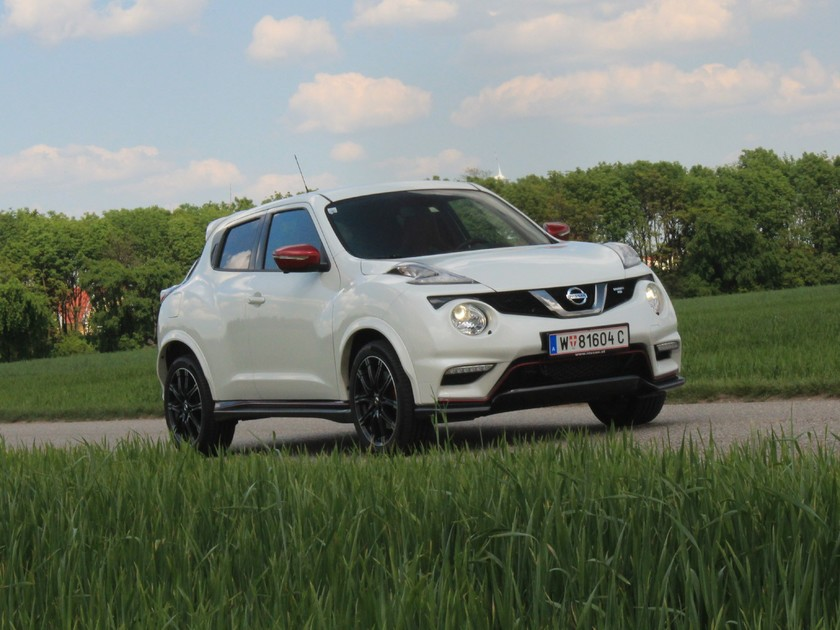 nissan juke nismo rs im test ::: auto-motor.at :::