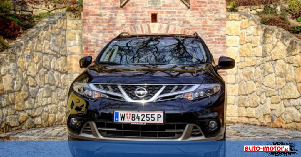 nissan murano 2 5 diesel testbericht auto. Black Bedroom Furniture Sets. Home Design Ideas