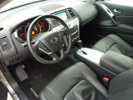 Nissan Murano Executive 2,5 dCi Testbericht