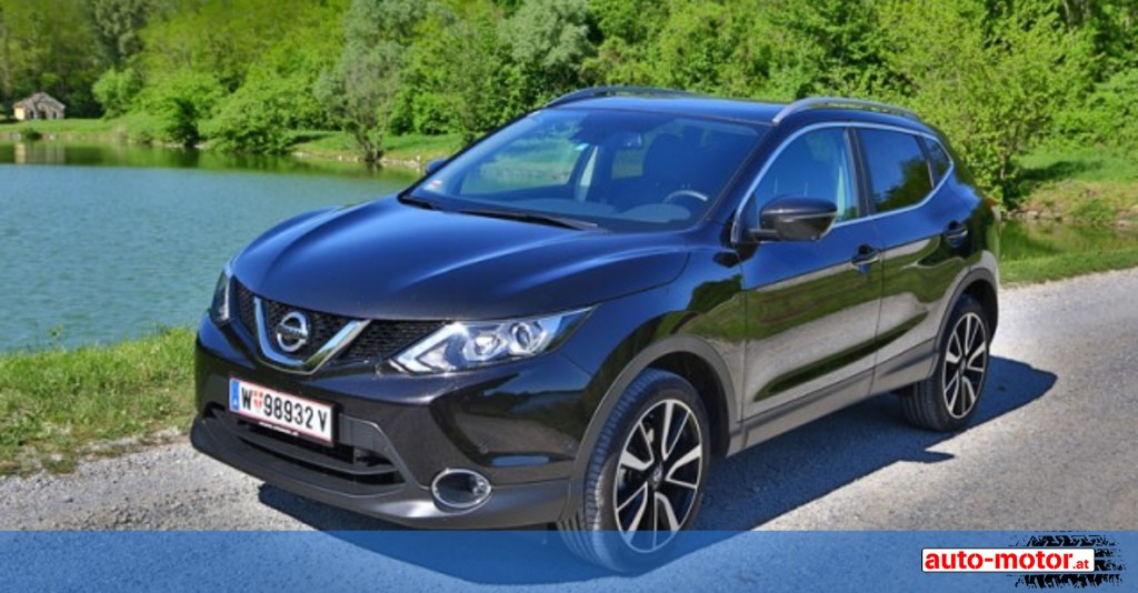 nissan qashqai 1 6 dig t testbericht auto. Black Bedroom Furniture Sets. Home Design Ideas