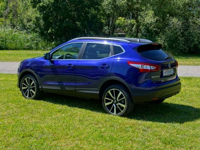 Nissan Qashqai Allrad - Testbericht ::: auto-motor.at