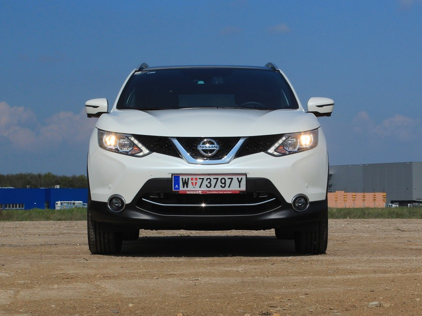 nissan qashqai n-vision 1,6 dci - testbericht ::: auto-motor.at :::