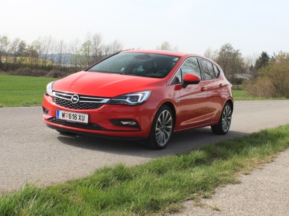 Opel Astra 5tg Innovation 1,4 Turbo - Testbericht