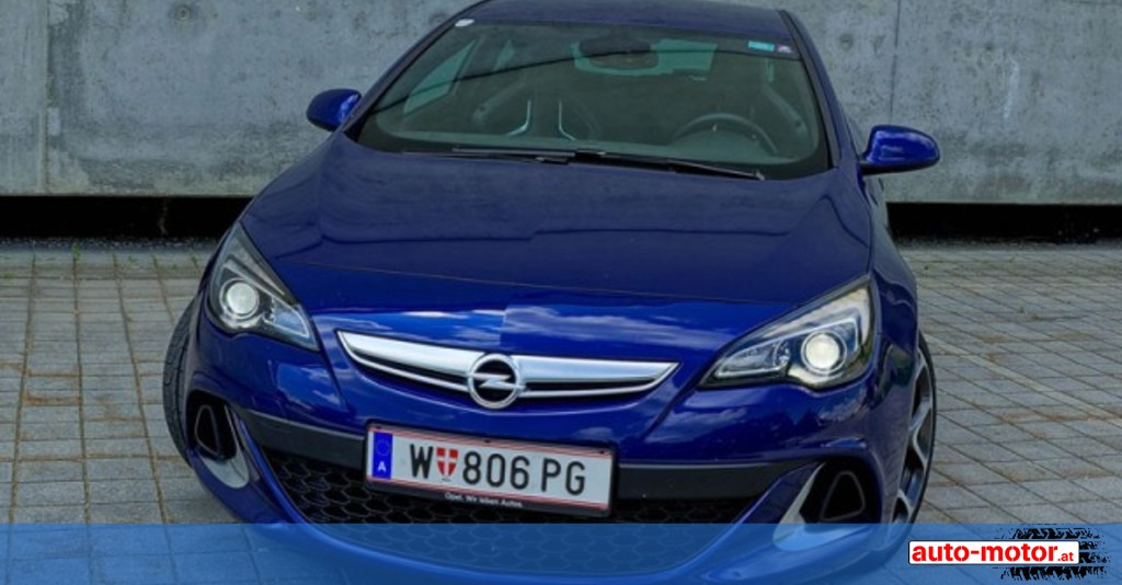 Opel astra opc testbericht auto for Opel astra g interieurfilter