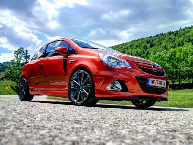 foto opel corsa opc nuerburgring edition testbericht 034. Black Bedroom Furniture Sets. Home Design Ideas