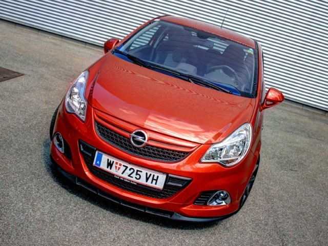foto opel corsa opc nuerburgring edition testbericht 039. Black Bedroom Furniture Sets. Home Design Ideas