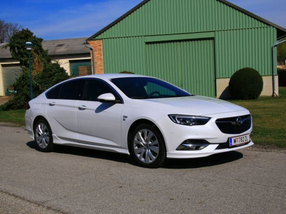 Opel Insignia Dynamic Grand Sport