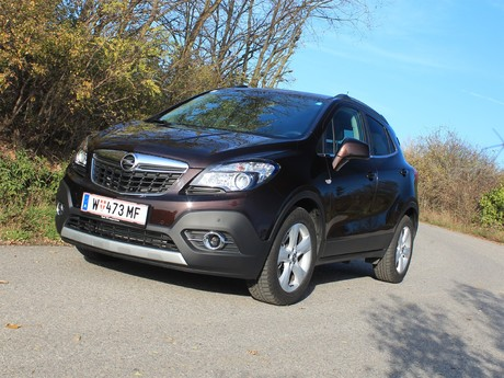 opel mokka 1 6 cdti allrad testbericht auto. Black Bedroom Furniture Sets. Home Design Ideas