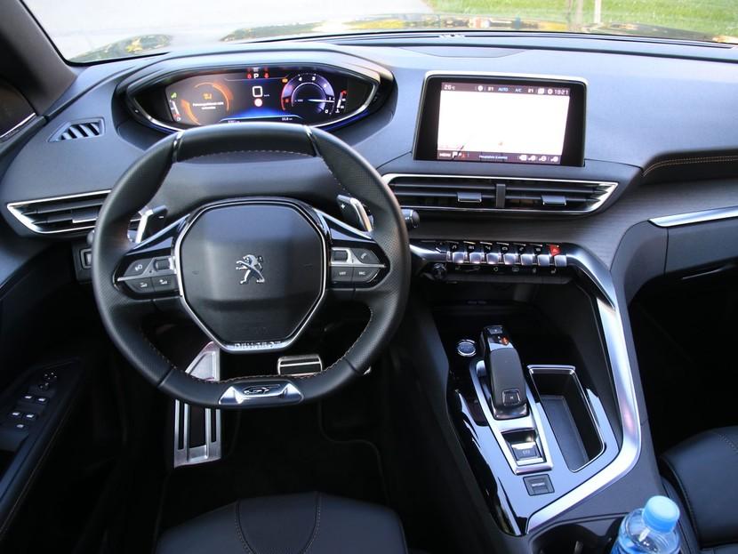 Peugeot 3008 gt 2 0 bluehdi testbericht auto motor for Peugeot 3008 gt interieur
