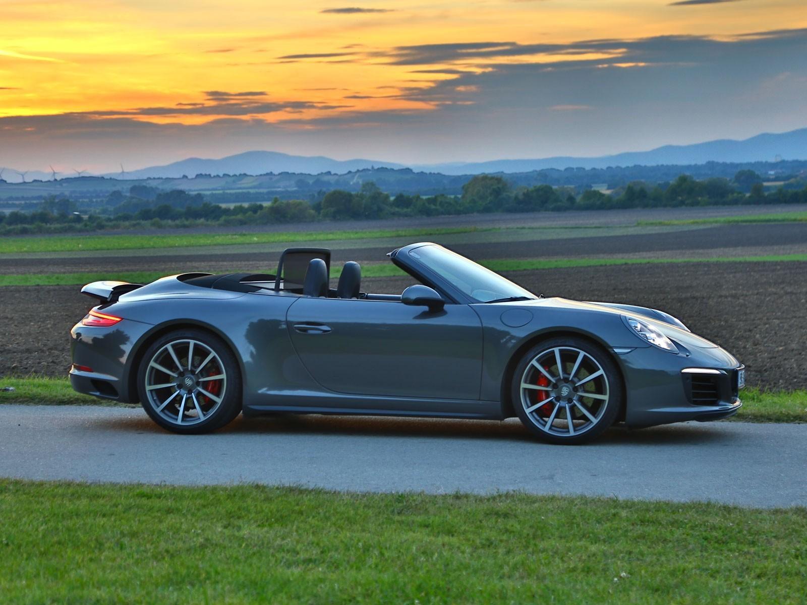 Foto Porsche-911-Carrera-4S-Cabrio-Testbericht-014.jpg vom Artikel ...