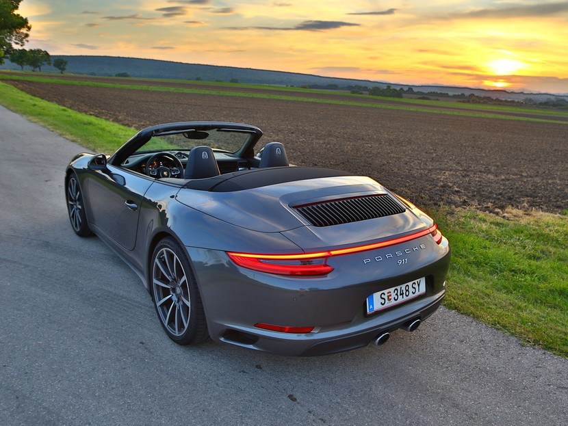 porsche 911 carrera 4s cabrio im test auto. Black Bedroom Furniture Sets. Home Design Ideas