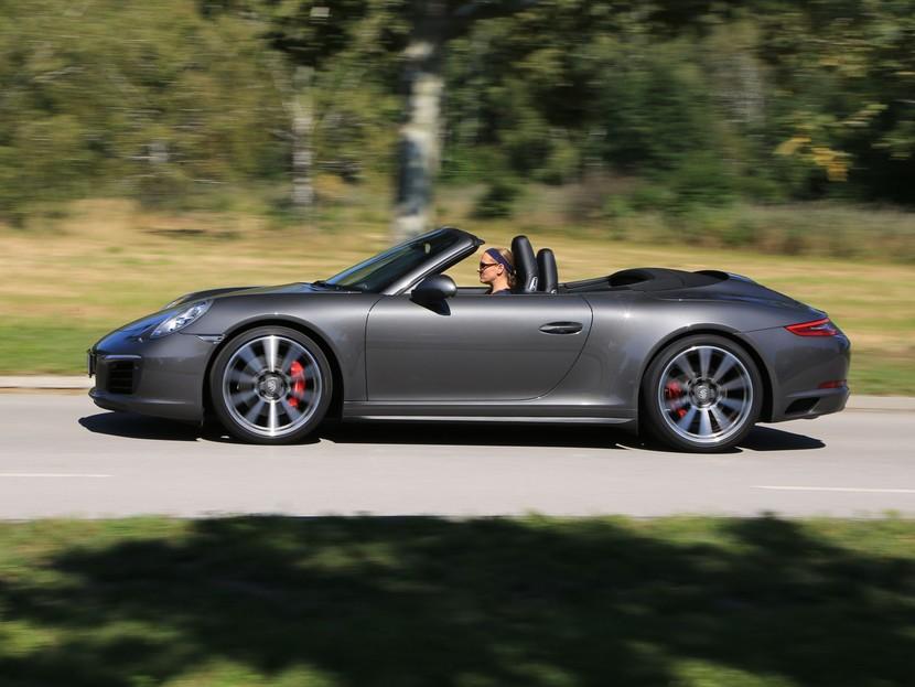 porsche 911 carrera 4s cabrio im test auto. Black Bedroom Furniture Sets. Home Design Ideas