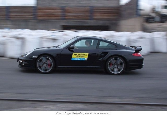 Porsche 911 Turbo PDK - im Test