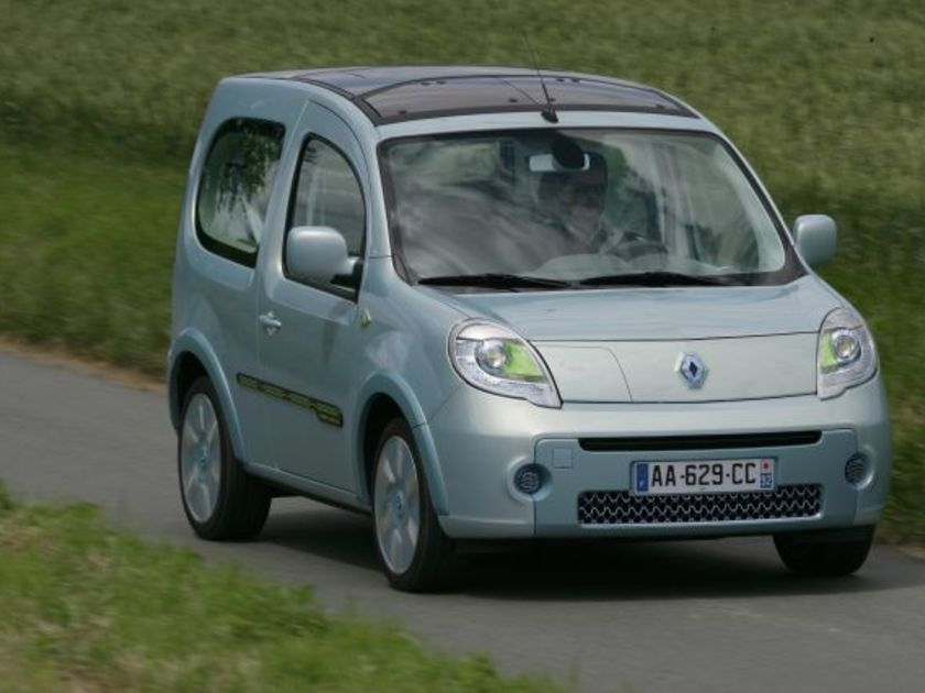 renault kangoo be pop z e im test auto. Black Bedroom Furniture Sets. Home Design Ideas