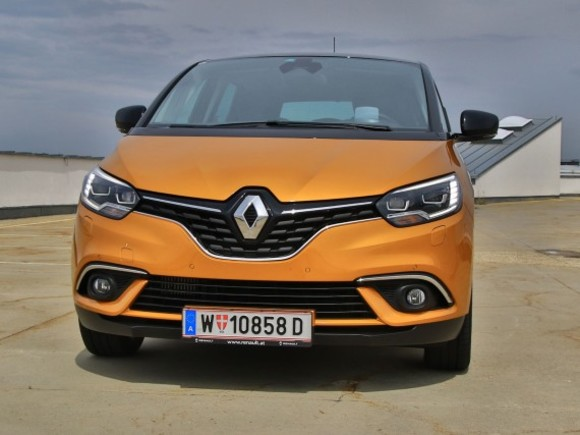 Renault Scenic Energy dCi 130 Bose – Testbericht