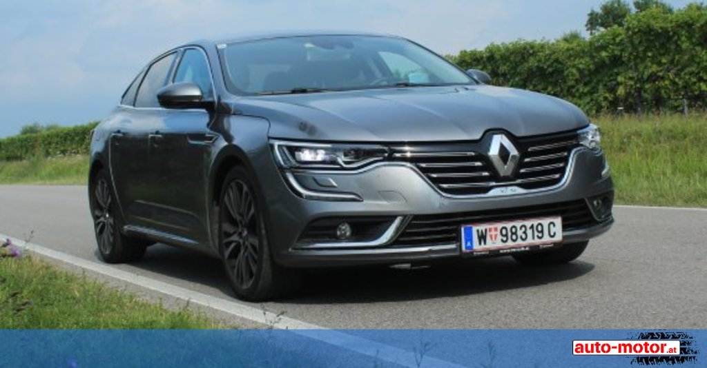 renault talisman dci 160 testbericht auto. Black Bedroom Furniture Sets. Home Design Ideas