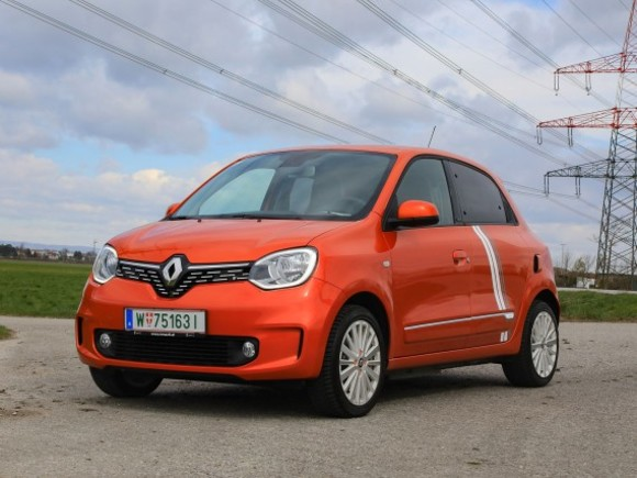 Renault Twingo Electric Vibes – Testbericht
