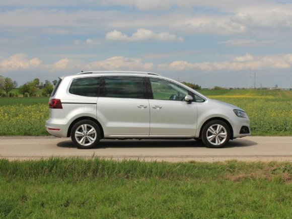 Seat Alhambra Executive Plus