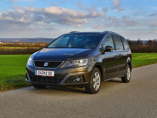 seat alhambra executive tdi cr 4drive testbericht auto. Black Bedroom Furniture Sets. Home Design Ideas