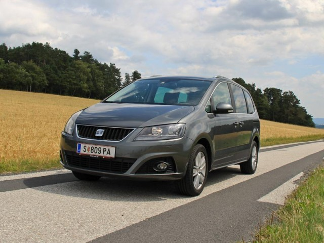 seat alhambra testbericht auto. Black Bedroom Furniture Sets. Home Design Ideas