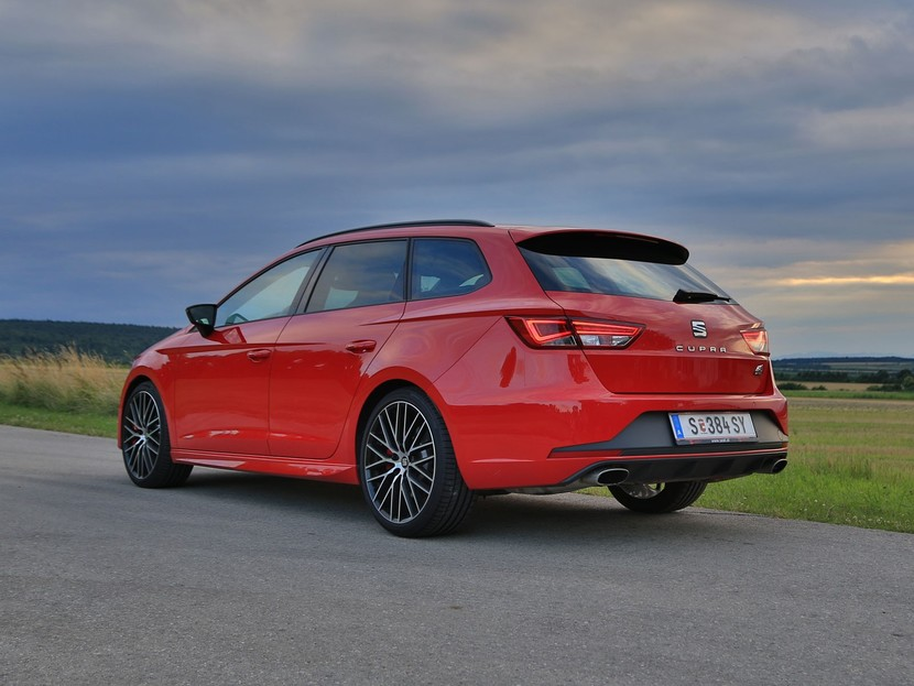 seat leon st cupra im test auto. Black Bedroom Furniture Sets. Home Design Ideas