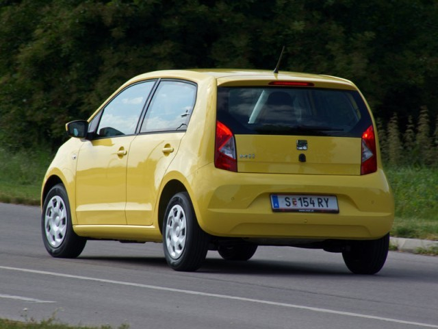 seat mii chili style 60 ps automatik dauertest start auto. Black Bedroom Furniture Sets. Home Design Ideas