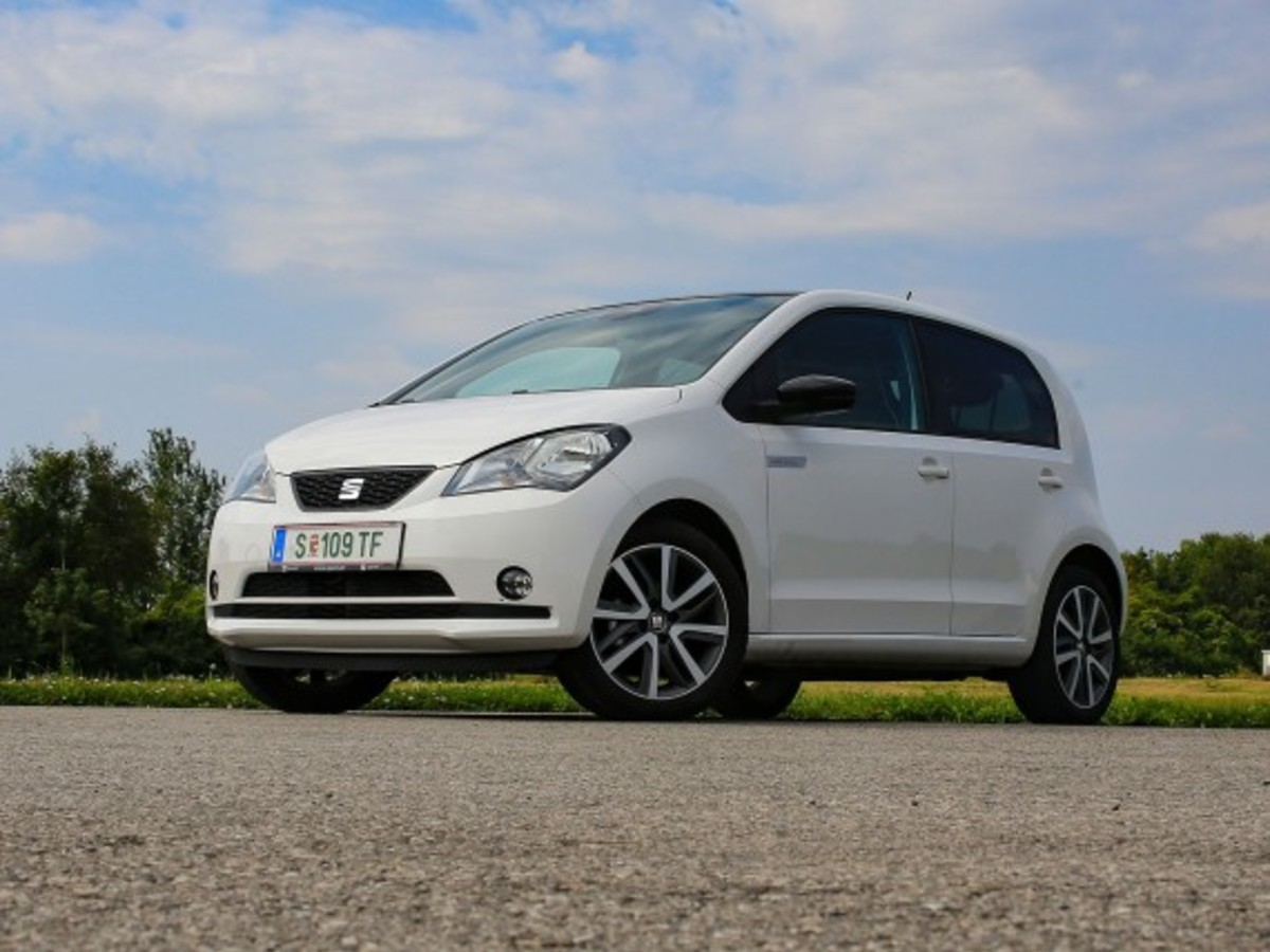Seat Mii electric Plus – Testbericht