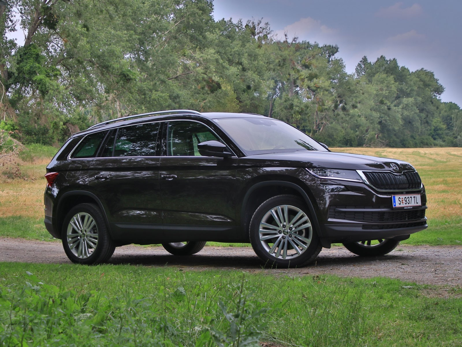 foto skoda kodiaq 4x4 style tdi dsg testbericht vom artikel der neue skoda kodiaq. Black Bedroom Furniture Sets. Home Design Ideas