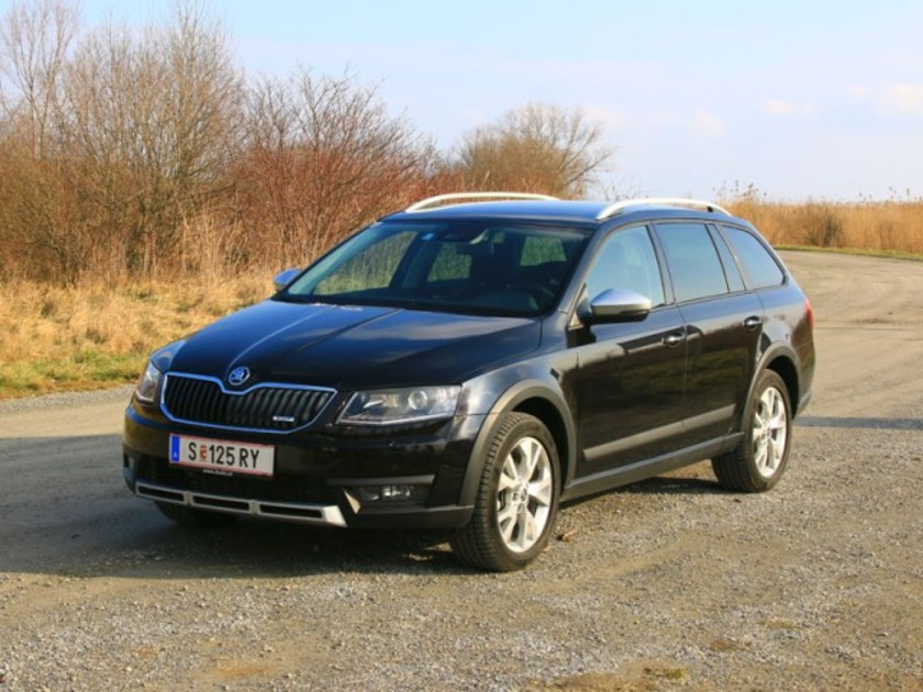skoda octavia scout 4x4 testbericht auto. Black Bedroom Furniture Sets. Home Design Ideas
