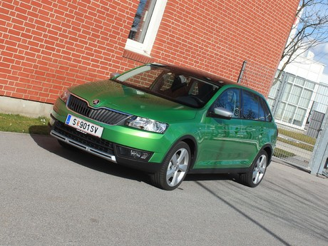 Skoda Rapid Spaceback Sport