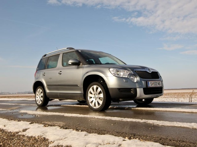 foto skoda yeti tdi 4x4 dsg experience a testbericht 005. Black Bedroom Furniture Sets. Home Design Ideas
