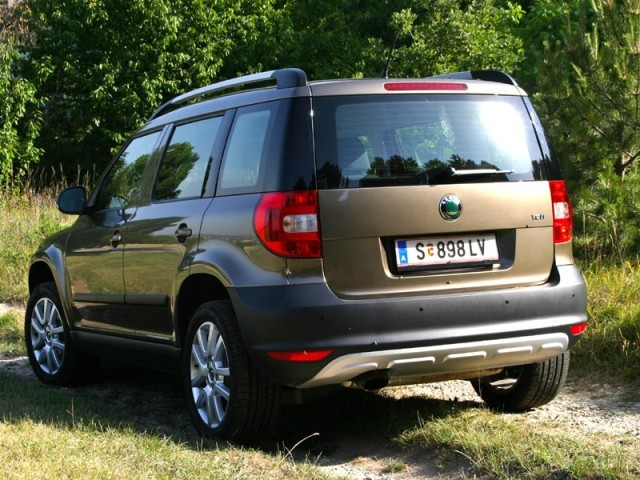 skoda yeti twenty testbericht auto. Black Bedroom Furniture Sets. Home Design Ideas